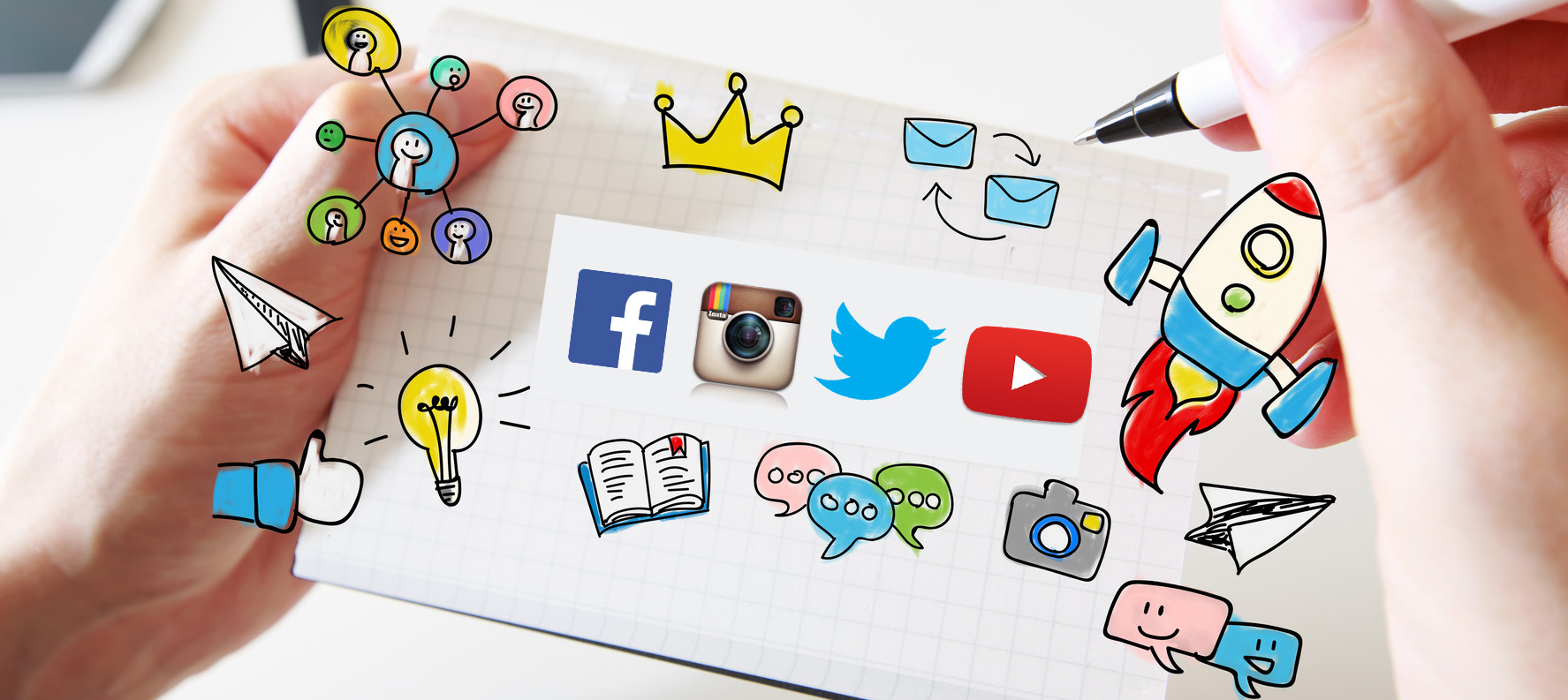 Social Media Marketing Advantages For Schools